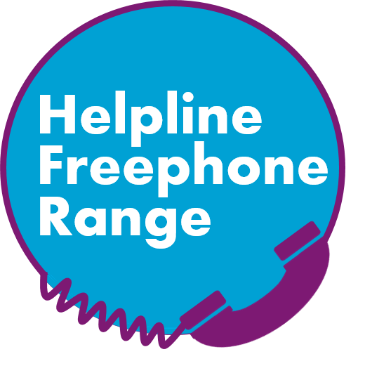 Helpline Freephone Range